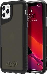 Griffin Survivor Endurance Protective Case for Apple iPhone, Black/Grey