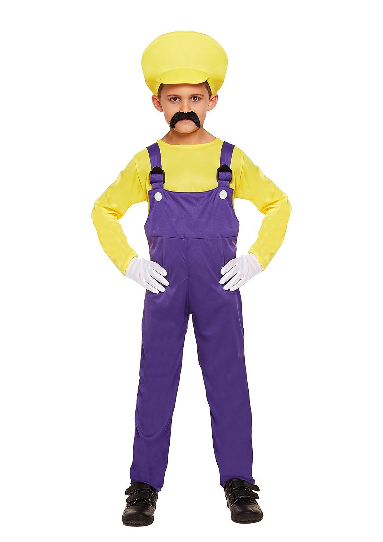 """Kostüm für Kinder """"Super Arbeiter"""