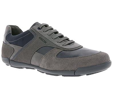Geox Leder Sneaker | Freizeitschuhe | Herren | Schuhe