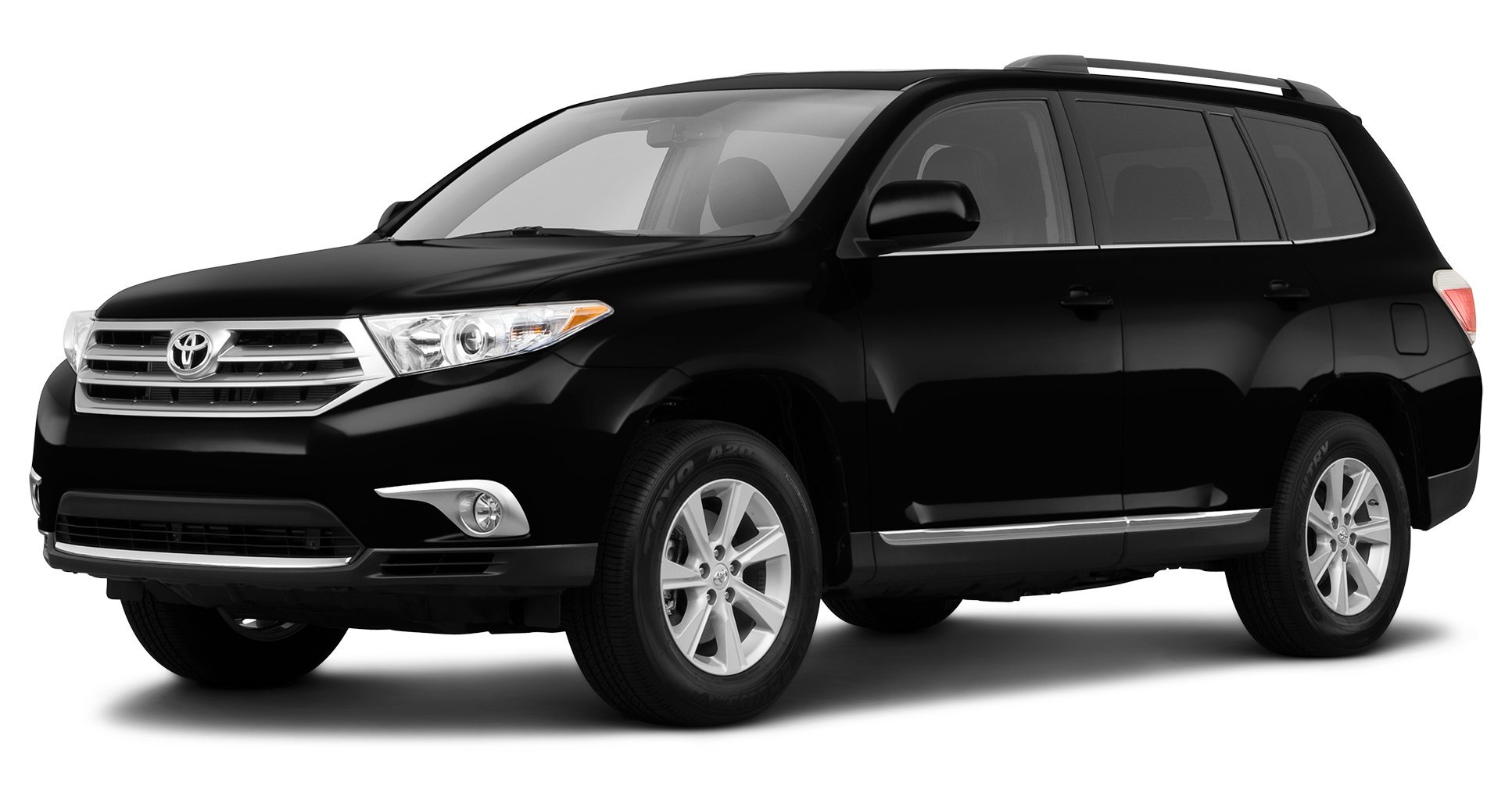 Amazon Com 2011 Toyota Highlander Reviews Images And