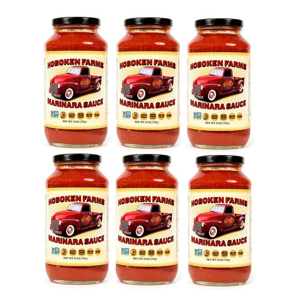 Hoboken Farms Big Red Gourmet Marinara Sauce (6 Pack)