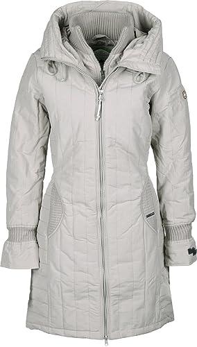 Khujo Jerry Prime chaqueta Dove /beige