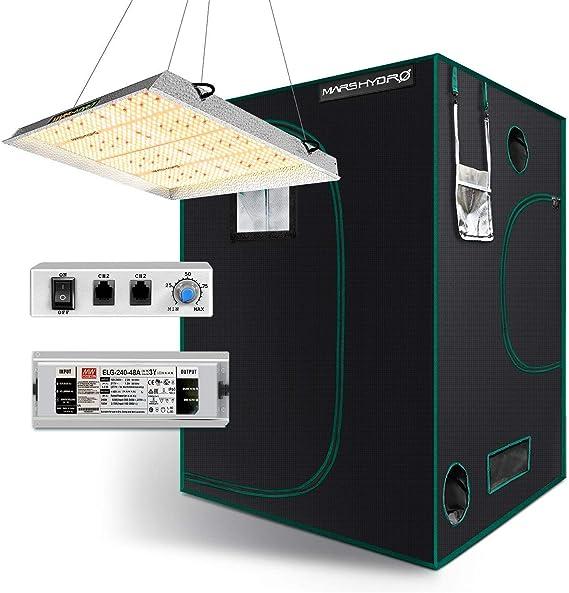 Mars Hydro Power Cord 6/' 240V 277V for TS FC SP lighting ballast LED grow light