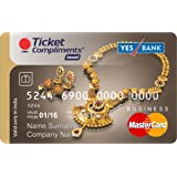 Ticket Compliments Jewel Card