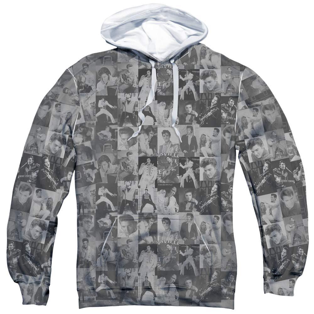 Elvis Presley TCB Licensed Adult Sweatshirt Hoodie