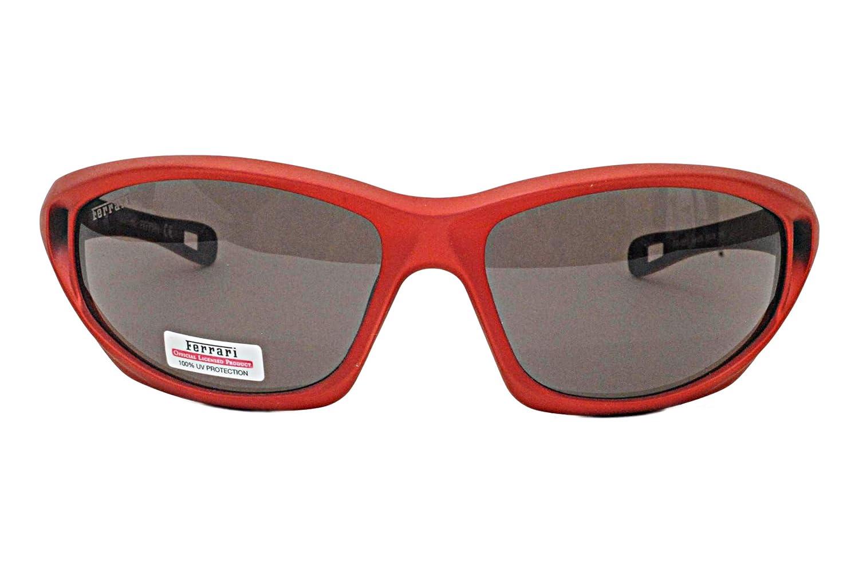 Ottica Paramedica Danieli - Lunette de soleil - Femme Marron Rosso Ferrari   Amazon.fr  Vêtements et accessoires b461d2d50366