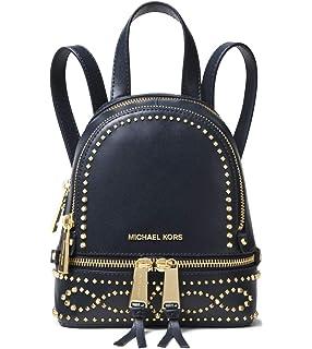 Amazon.com  MICHAEL Michael Kors Jessa Small Pebbled Leather ... 75ddd19843df8