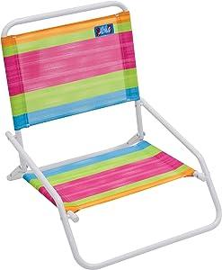 Rio Beach Wave Beach Folding Sand Chair