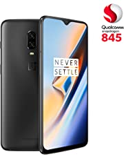 OnePlus 6T 8 GB RAM 128 GB UK SIM-Free Smartphone - Midnight Black (2 Year Manufacturer Warranty)
