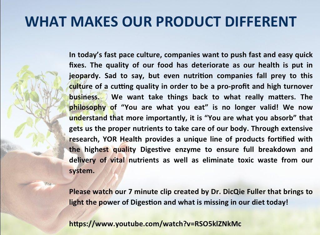 YOR Health: Meal Replacement Shake (Vanilla)