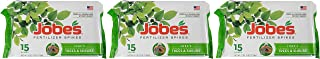 product image for Jobe's 01660 1610 0 Tree Fertilizer Spikes 16-4-4, 15-3 Pack