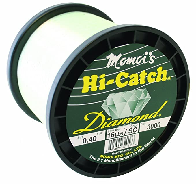 Best Monofilament Lines : Momoi's Diamond Line