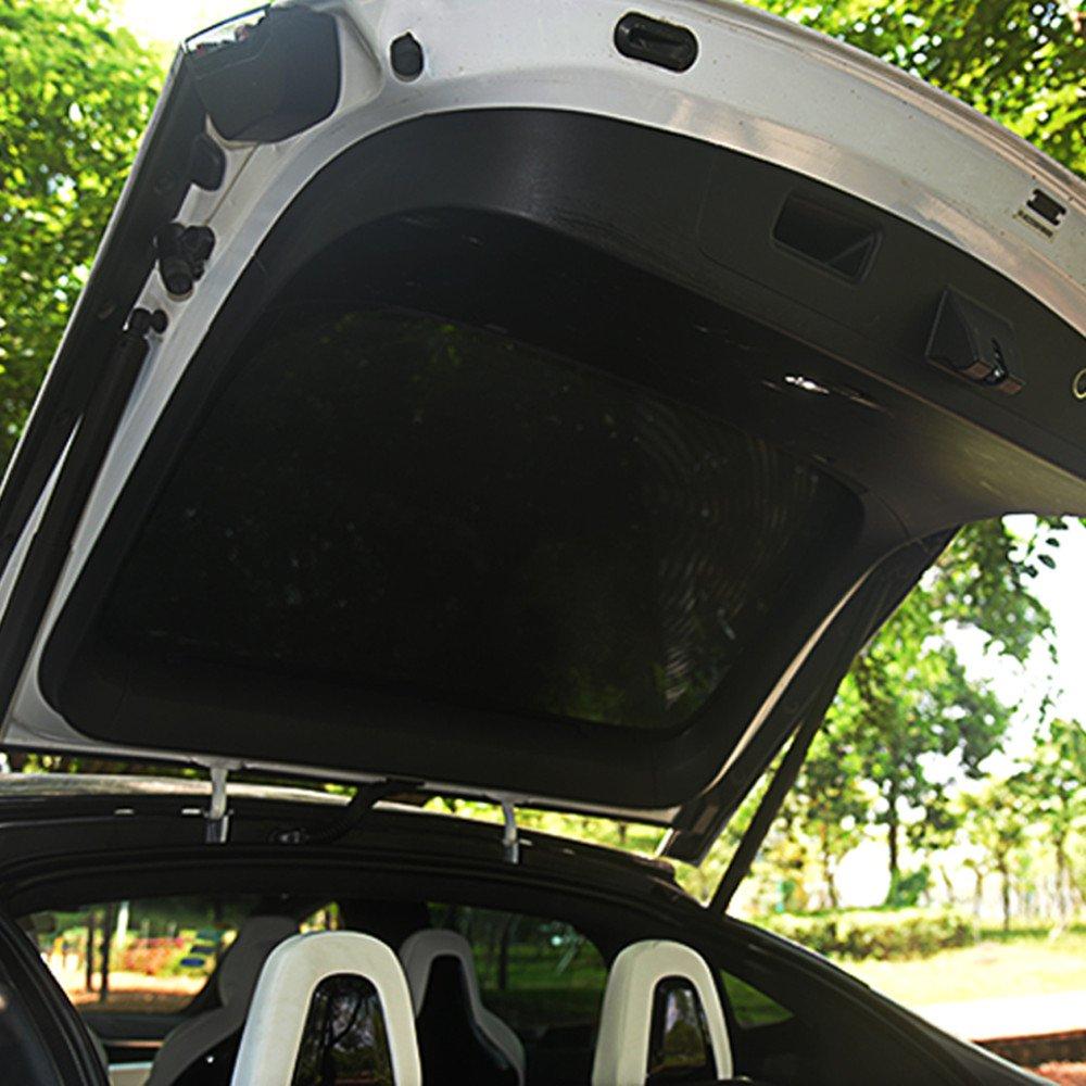 Model X Rear Liftgate Mesh Sunshade Car Sunroof Sunshade Windshield Sunshade Protector Compatible Tesla Model X Tesla Home