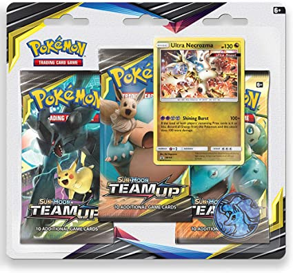 Pokemon SM Team Up TCG online code cards 12 count