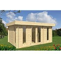 Gartenhaus Oriental-5 - Caseta de madera para jardín