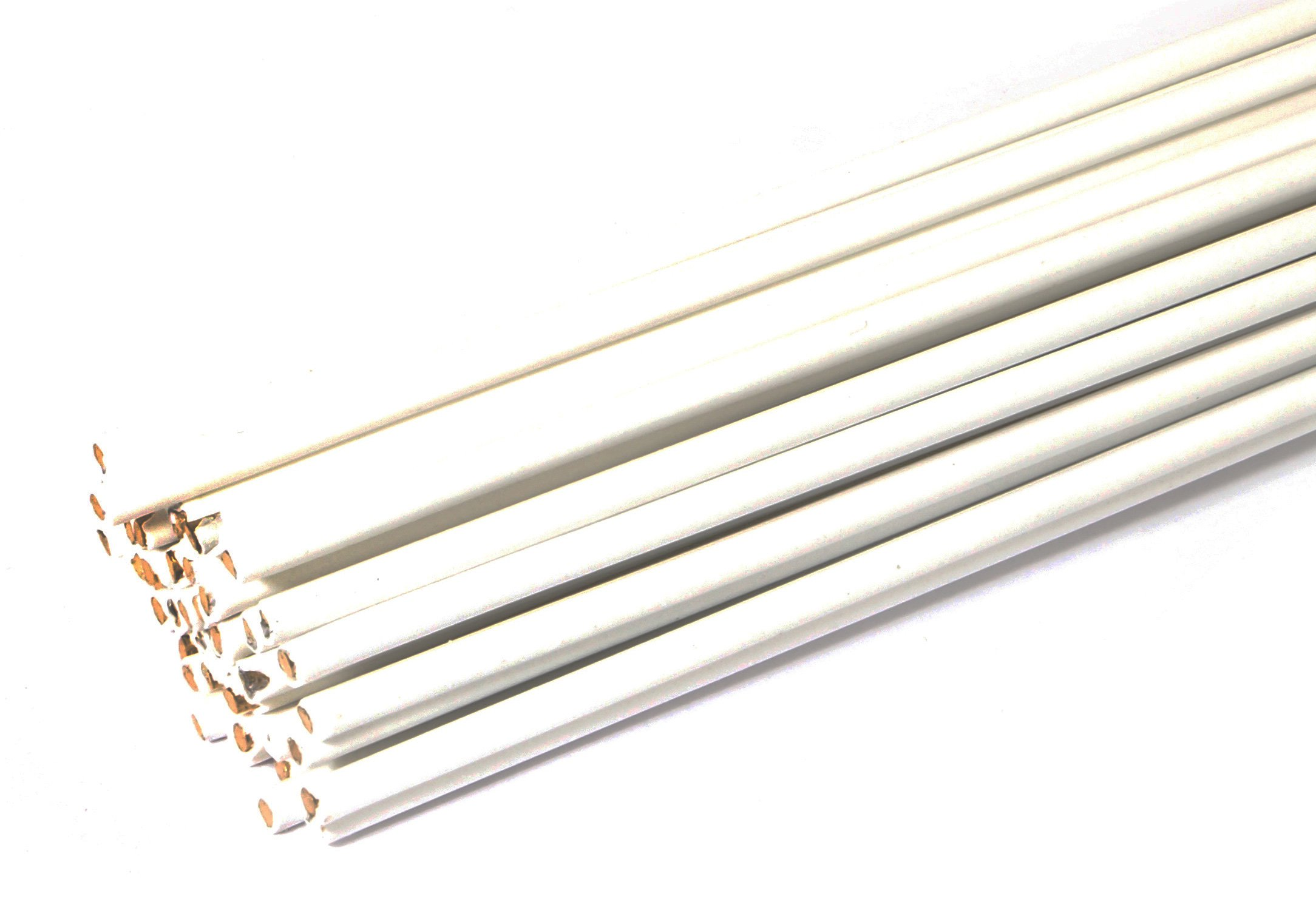 Forney 48504 Flux Coated Bronze Brazing Rod, 1/8-Inch-by-36-Inch, 4-Pounds