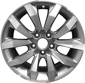 Amazon Com Auto Rim Shop New Reconditioned 17 Oem Wheel For Honda Civic Civic Si 2009 2010 2011 2012 2013 2014 2015 Automotive