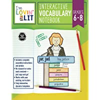 I'm Lovin' Lit Interactive Vocabulary Notebook, Grades 6 - 8: Greek and Latin Roots and Affixes