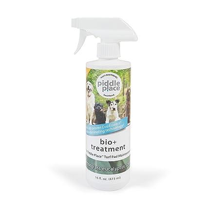 Petsafe - Tratamiento de turba Bio+ para Mascotas, 473 ML, eliminador de olores,