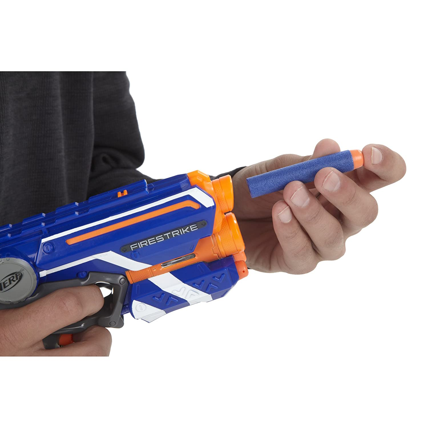 Nerf N-Strike Elite Firestrike (Colors May Vary), Blasters & Foam Play -  Amazon Canada