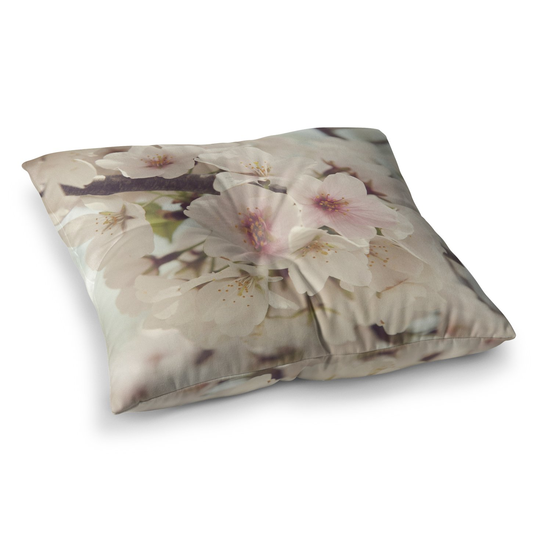 Kess InHouse Catherine McDonald Divinity, 23' x 23' Square Floor Pillow