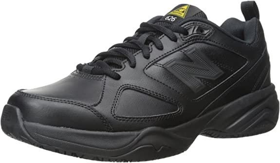 3. New Balance Men's Slip-Resistant MID626 V2 Industrial Shoe