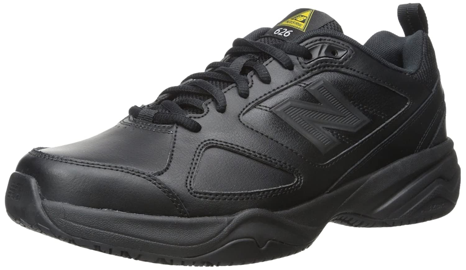 New Balance Men's MID626v2 Work Training Shoe B012PW5ZH8 16 2E US|Black
