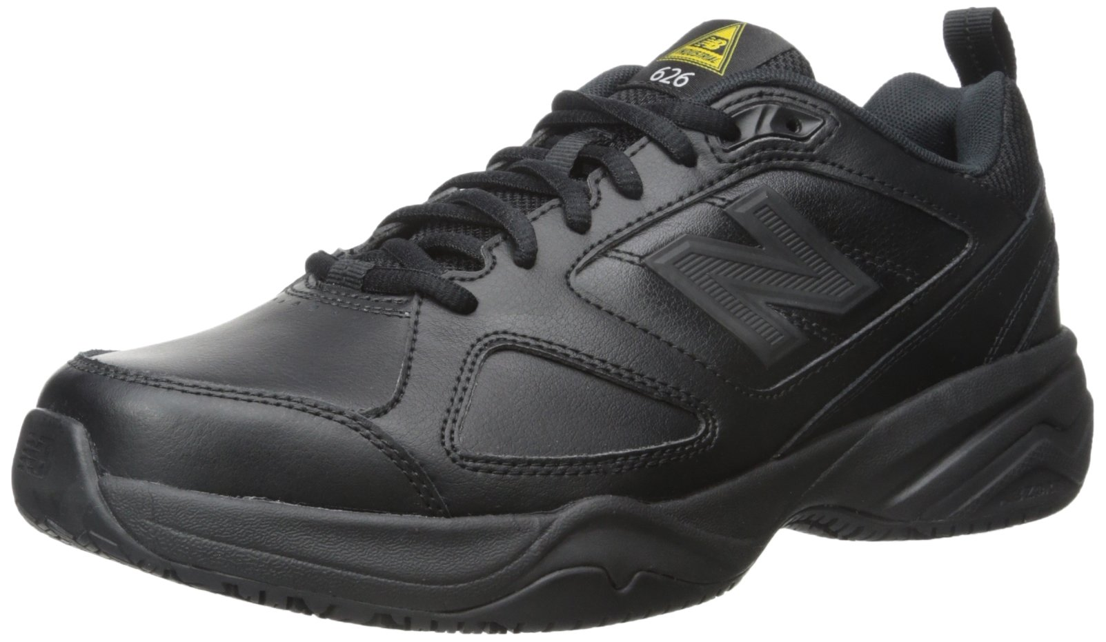 New Balance Men's MID626v2 Work Training Shoe, Black, 9 D US by New Balance