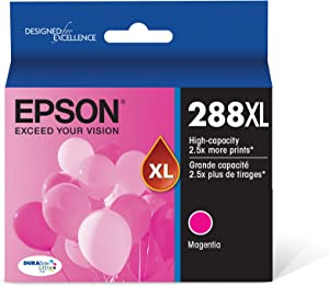 Epson T288XL320 DURABrite Ultra Magenta High Capacity Cartridge Ink