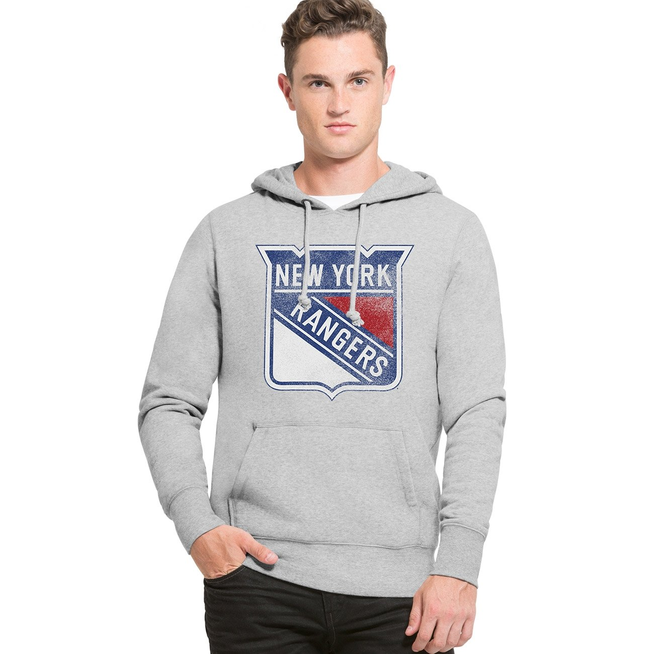 '47 NHL New York Rangers Knockaround Hood 47 Brand