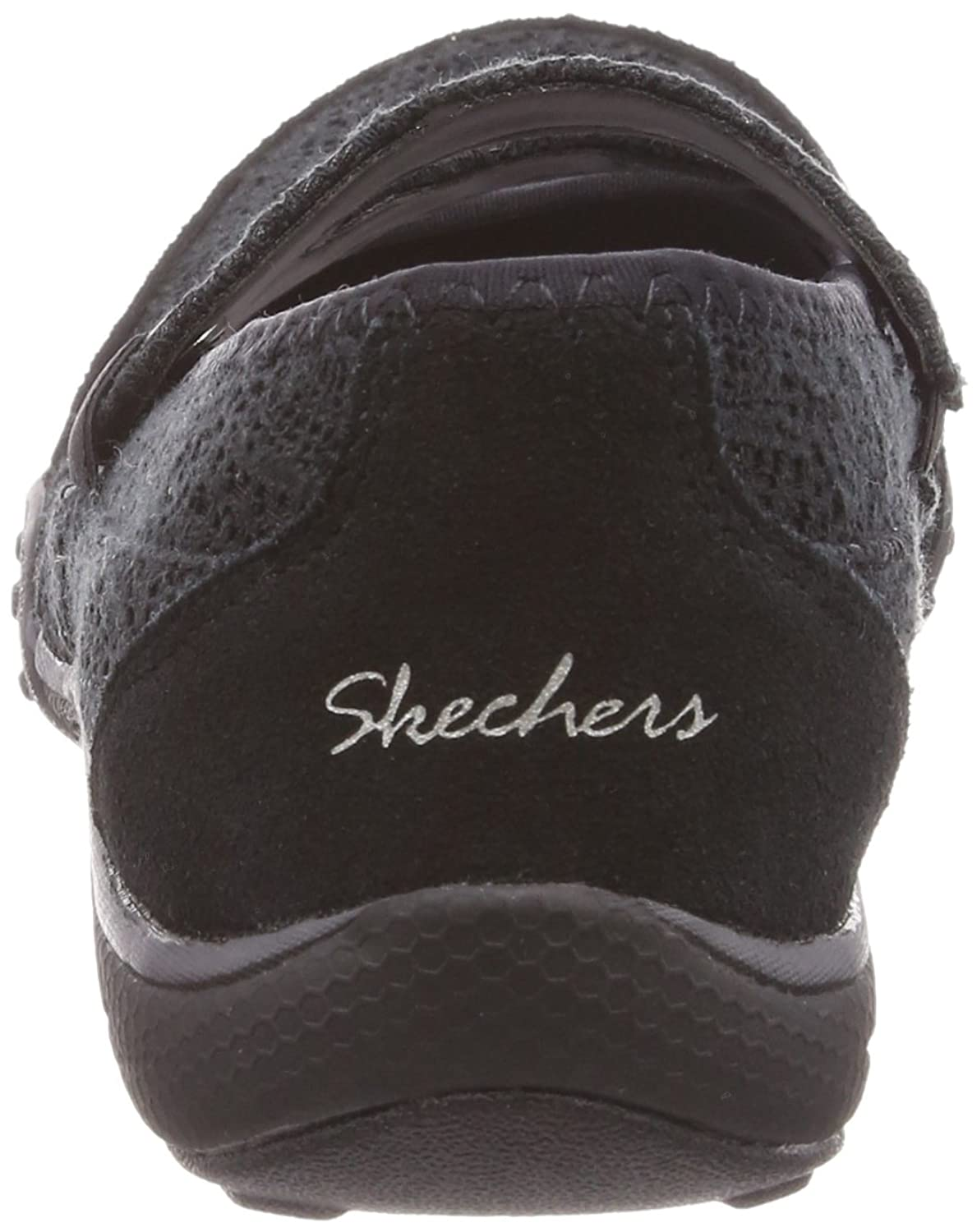 Skechers Breathe-Easy-Pretty Swagger, Mary Janes Femme, (Natural), 37.5 EU