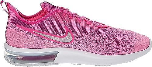 Nike WMNS Air Max Sequent 4, Chaussures d'Athlétisme Femme