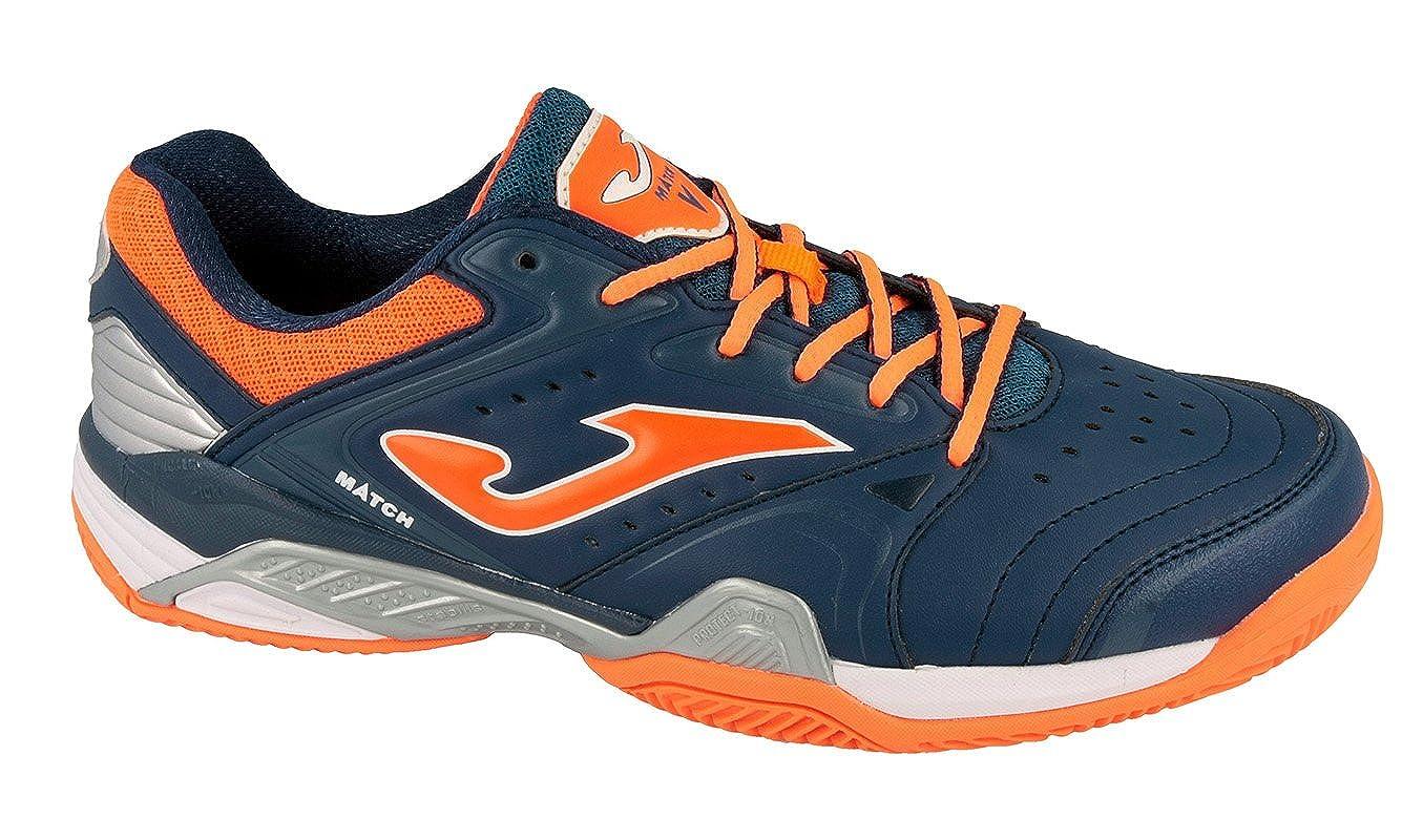 JOMA Match, Zapatillas de Tenis para Hombre, Azul (Navy), 44 EU ...