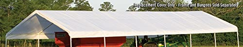 ShelterLogic SuperMax All Purpose Outdoor 12 x 26-Feet Canopy Replacement Cover