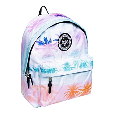 Hype Backpack Bag - Palm Fade Rucksack - Bags   Backpacks For Boys and  Girls Women and Men - Palm Fade  Amazon.co.uk  Shoes   Bags cf92baf40bda1