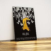 Javvuz - Kill Bill Vol I - Dekoratif Metal Poster