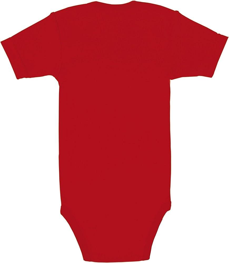 Logoshirt DC Comics - Superhéroe - Wonder Woman - Logo Circulo - Body para bebé - Pelele para bebé - Rojo - Diseño Original con Licencia, Talla 50/56, 0-2 Meses: Amazon.es: Ropa y accesorios