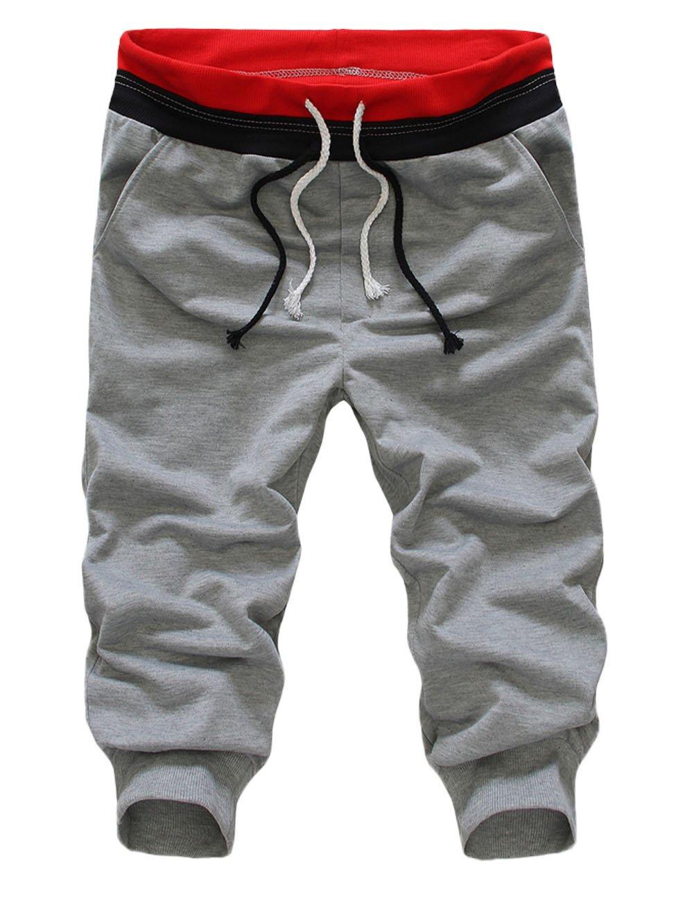 Minetom Release Pantaloni da Jogging da Uomo sportivi Casual Harem danza Shorts Pantaloni in esecuzione