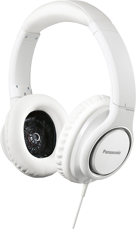パナソニック 密閉型ヘッドホン ハイレゾ音源対応 RP-HD5-W