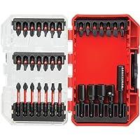 Craftsman Juego de brocas y destornilladores listos para el impacto, 33 piezas (CMAF1333)