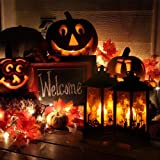 Alian Halloween Artificial Flame Light Lamp with