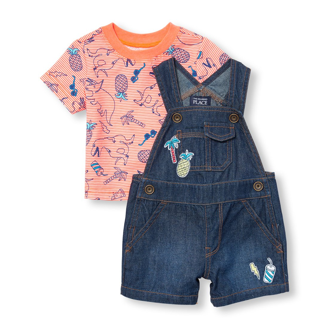 Clothes, Shoes & Accessories Baby Baby Boy Dungarees 3-6 Months New Varieties Are Introduced One After Another