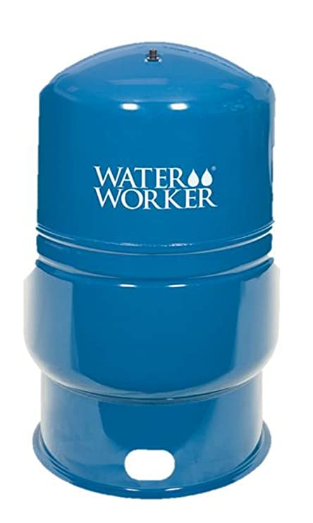 WaterWorker 153921 44Gal Vertical Well Tank, 44-Gallon