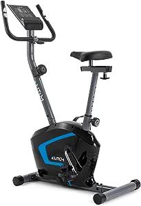 Bicicleta estática RX300 con contador de pulsaciones, ergómetro y ...