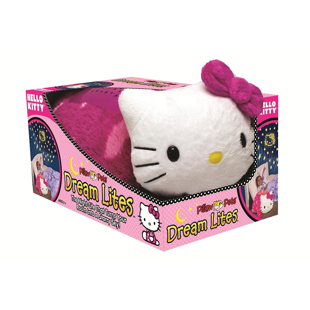 Hello Kitty Dream Lite Pillow Pets SAN-DL-HELLOKI
