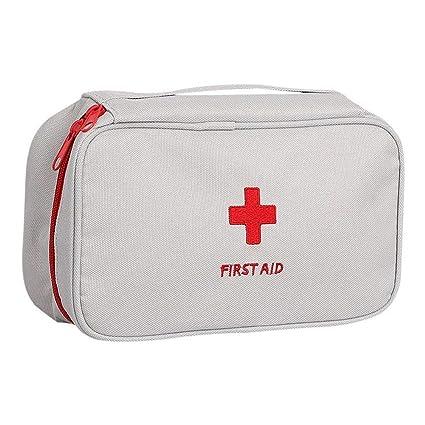 KANKOO Oxford Cloth Travel Medicine Storage Bag Suitable For