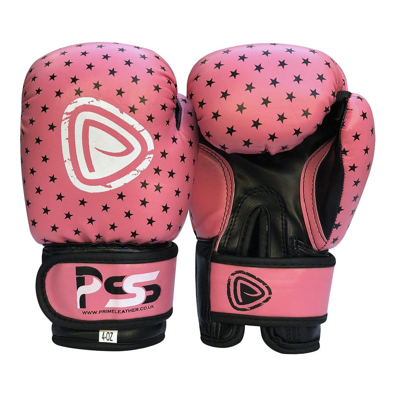 子供用ボクシンググローブパンチバッググローブJunior Mitts子供MMAキックFight Youth Girls 6オンス