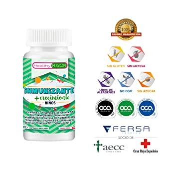 mejores vitaminas para el sistema inmune
