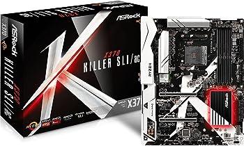 ASRock ATX AMD Motherboard  + AMD RYZEN 7 Desktop Processor