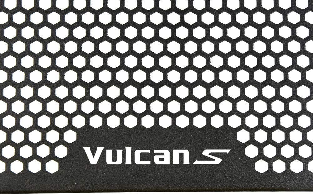 Vulcan S Motorrad k/ühlerschutz Aluminiumlegierung K/ühlerabdeckung F/ür Kawasaki Vulcan S 2015-2019 Vulcan S SE 2017 Vulcan S Cafe 2018 2019 Vulcan S Light Tourer 2018 Vulcan S Sport 2018 2019
